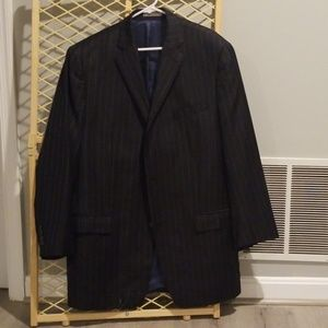 Lord and Taylor Black PinStripe Sport Coat